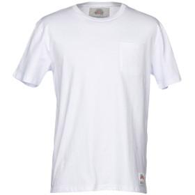《期間限定セール開催中!》SDAYS メンズ T シャツ ホワイト XS 100% コットン