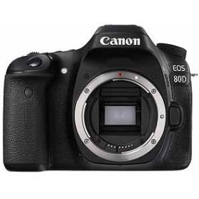 【キヤノン】 一眼レフカメラ ボディ EOS(イオス) EOS80D デジタル一眼カメラ