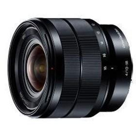 【ソニー】 交換用レンズ ソニーEマウント SEL1018 交換用レンズ