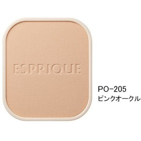 ESPRIQUE(エスプリーク) カバーするのに素肌感持続 パクト UV PO-205(ピンクオークル) SPF22/PA++ 〈ケース別売り〉 コーセー