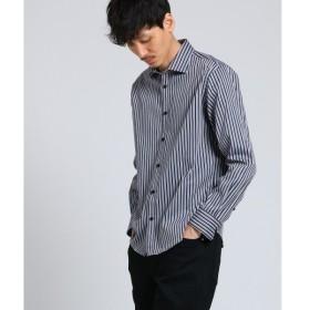 TAKEO KIKUCHI / タケオキクチ スクールストライプシャツ [ メンズ シャツ ストライプ ]