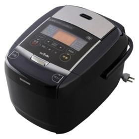 【アイリスオーヤマ】 IH炊飯器 KRC-IC50-B IH5.5合