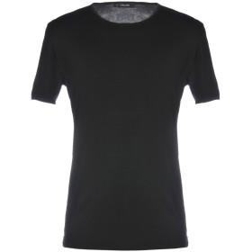 《期間限定 セール開催中》STILOSOPHY INDUSTRY メンズ T シャツ ブラック S コットン 100%
