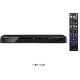 【東芝】 3チューナー/2TB DBR-T2008 HDD内蔵ブルーレイディスクレコーダ