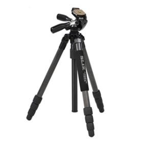 【スリック】 三脚 ライトカーボンE84 カメラ用三脚