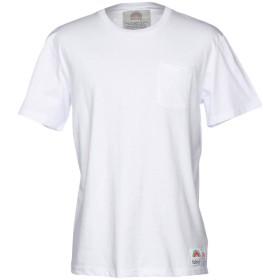 《期間限定セール開催中!》SDAYS メンズ T シャツ ホワイト S コットン 100%