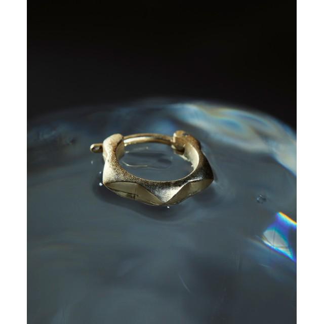 WERK / Earring (P-02YG) 10K ゴールド/FREE(エストネーション)◆メンズ ピアス(片耳用)