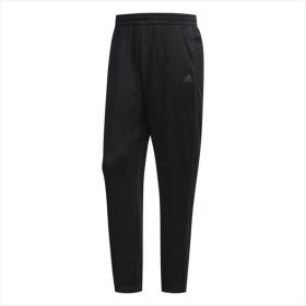 [adidas]アディダス M ESSENTIALS ライトスウェット ストレートパンツ (FAO97)(DN1412) ブラック[取寄商品]