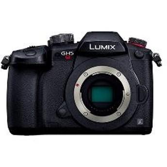 【パナソニック】 小型一眼カメラ ボディ 4K LUMIX(ルミックス) DC-GH5S-K デジタル一眼カメラ
