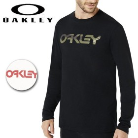 OAKLEY オークリー Mark II L/S Tee 457134 【日本正規品/長袖/シャツ/クルーネック】【メール便・代引不可】