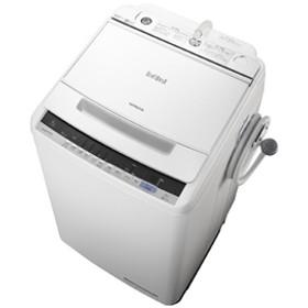 【日立】 全自動洗濯機 BW-V80C W 全自動8kg以上
