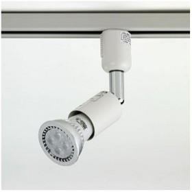 【ELPA】 照明器具(レール用スポットライト) LRS-L800D ダクトスポット