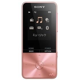 【ソニー】 メモリープレーヤー NW-S313 PI メモリープレーヤー