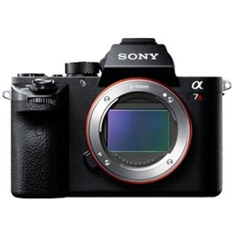 【ソニー】 小型一眼カメラ ボディ 4K α(アルファ) ILCE-7RM2 B デジタル一眼カメラ