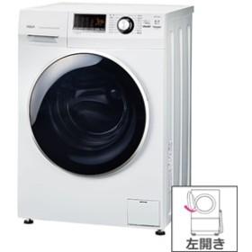 【アクア】 ドラム式全自動洗濯機 AQW-FV800E(W) ドラム式洗濯乾燥機