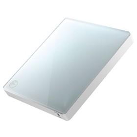 【アイ・オー・データ機器】 スマホ用CDレコーダー「CDレコ」薄青 CDRI-W24AI2BL スマートフォン用アクセサリー