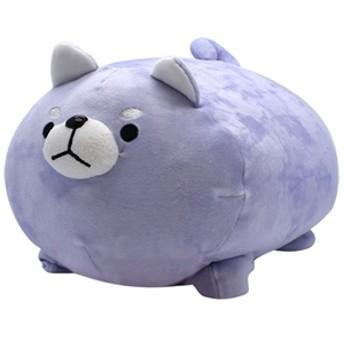 【ドウシシャ】 もちもちクッッション(だるいぬ/パワー) ダルイヌ/パワー(GN1810PURP) クッション・枕