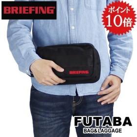 限定アイテムプレゼント 日本正規店 BRIEFING ブリーフィング ゴルフ Bシリーズ ダブルジップポーチ DOUBLE ZIP POUCH-3 GOLF BG1812401