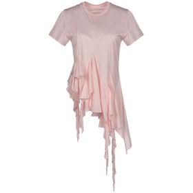 《期間限定 セール開催中》MARQUES' ALMEIDA レディース T シャツ ライトピンク M コットン 100%