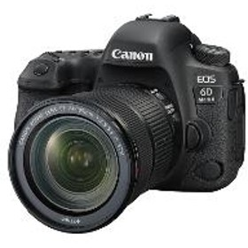 【キヤノン】 一眼レフカメラ 1本レンズキット(標準ズーム) EOS(イオス) EOS6DMK2-24105ISSTMLK デジタル一眼カメラ