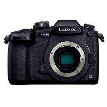 【パナソニック】 小型一眼カメラ ボディ 4K LUMIX(ルミックス) DC-GH5-K デジタル一眼カメラ