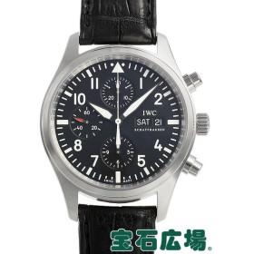 IWC パイロットウォッチクロノ IW371701 中古 メンズ 腕時計