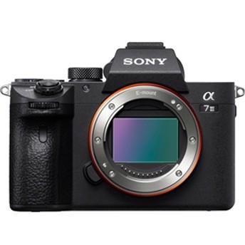 【ソニー】 小型一眼カメラ ボディ 4K α(アルファ) ILCE-7M3 デジタル一眼カメラ
