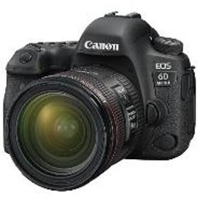 【キヤノン】 一眼レフカメラ 1本レンズキット(標準ズーム) EOS(イオス) EOS6DMK2-2470ISLK デジタル一眼カメラ