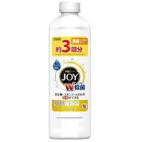 (まとめ)P&G 除菌ジョイコンパクト スパークリングレモンの香り 詰替 〔×5点セット〕【配達日時指定不可】