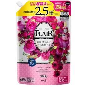フレア フレグランス 柔軟剤 フローラル&スウィート 詰め替え 特大サイズ ( 1200mL )/ フレア フレグランス