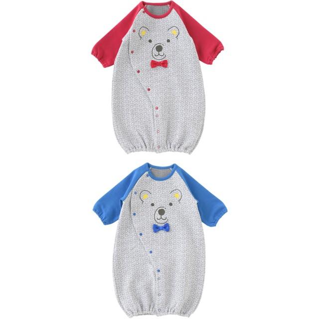 e8f2d42f0e5b5 ベビーウェア - chuckleBABY 新生児 服 冬 男の子 カバーオール ベビー服 ツーウェイオール 秋 出産祝い ギフト