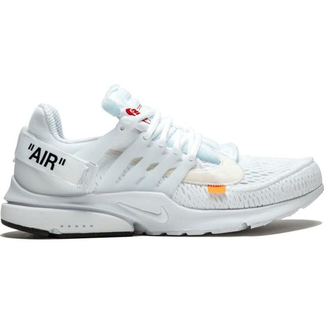 promo code b7679 b3e89 Nike Nike x Off-White The 10  Air Presto スニーカー - ホワイト