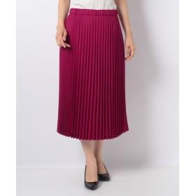 LAPINE BLEUE ラピーヌ ブルー T/W ビエラプリーツスカート
