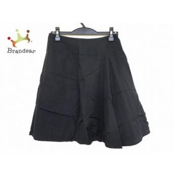 トゥモローランド TOMORROWLAND スカート サイズ36 S レディース 美品 ダークネイビー スペシャル特価 20190524