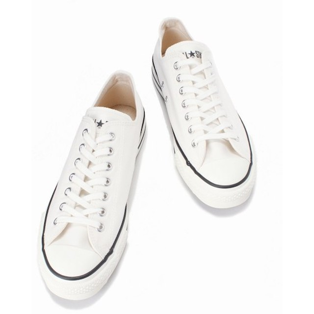 EDIFICE CONVERSE/CANVAS ALL STAR /Japan OX ホワイト 28