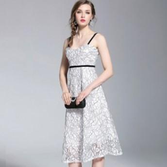 夏新作 夏服 パーティドレス 結婚式ドレス 二次会 お呼ばれ 20代 30代 40代 ワンピース ドレス キャミ ワンピース ハートカット