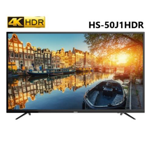 HERAN 禾聯  50吋 LED液晶顯示器+視訊盒 HS-50J1HDR