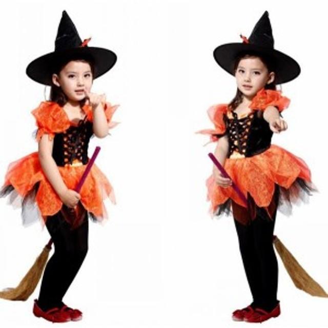 1bd371252d69a3 ハロウィン 衣装 子ども 魔女 海賊 コスプレ コスチューム ドレス ワンピース コスプレ衣装 キッズ 可愛い 女の子 親子 お
