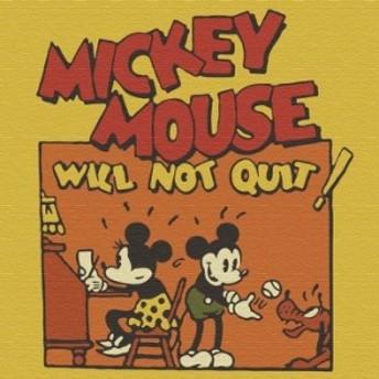 ミッキーマウス アートパネル dsny-1710-20 Mサイズ 30cm×30cm ディズニー lib-5885312s1 北欧/インテリア/セール/モダン/送料無料/激