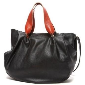 フェス fes KUPU-KUPU Bag in Bag仕様3wayハンドバック(ブラック)