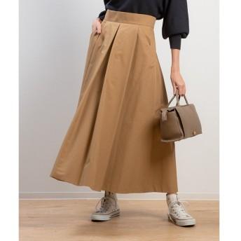 Rouge vif la cle / ルージュ・ヴィフ ラクレ ハイウエストポケット付きスカート