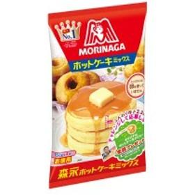 ホットケーキミックス 600g(150g×4袋) 12個×1ケース(森永製菓)