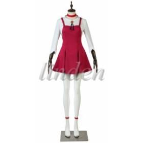 [linden] ゲゲゲの鬼太郎 第6期 ねこ娘 コスプレ衣装