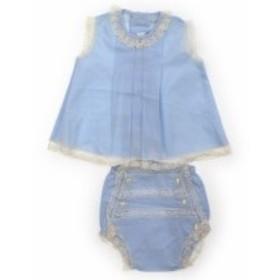 a051510f8668d  アンカル Ancar フォーマルウェア 50サイズ 女の子 USED子供服・ベビー服
