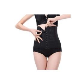 ダイエット用 コルセット ウエストニッパー 痩せる 女性用 レディース 腰痛 産後 矯正下着 補正下着