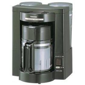 東芝 HCD-L50M-K(ブラック) コーヒーメーカー 約5杯分