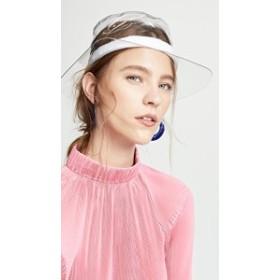 ハットアタック 帽子 ハット キャップ レディース【Hat Attack Transparent Hat】Clear