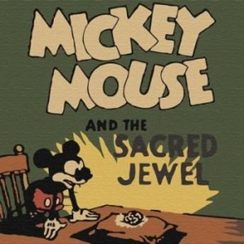 ミッキーマウス dsny-1710-13 アートパネル Mサイズ 30cm×30cm ディズニー lib-5885305s1 北欧/インテリア/セール/モダン/送料無料/激