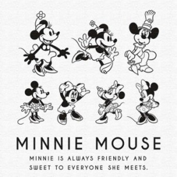 ミッキーマウス アートパネル dsny-1710-02 Mサイズ 30cm×30cm ディズニー lib-5885298s1 北欧/インテリア/セール/モダン/送料無料/激