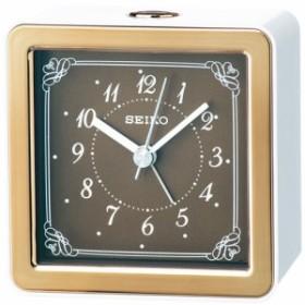 セイコー KR898B(銅色光沢仕上) 目覚まし時計